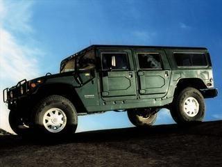 Hummer H1 2002