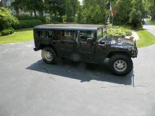 AM General Hummer 2001