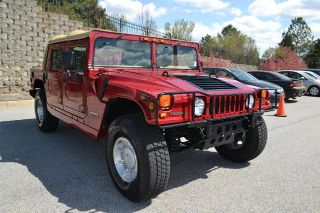 AM General Hummer Open Top 1999