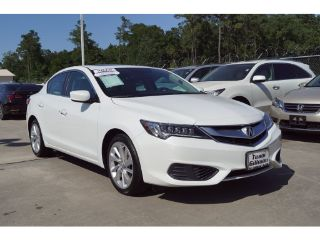 Used 2016 Acura ILX in Houston, Texas
