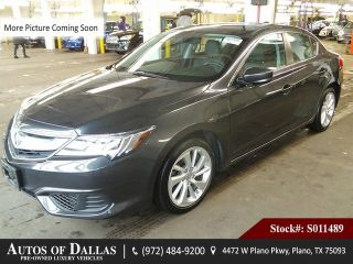 Used 2016 Acura ILX in Plano, Texas