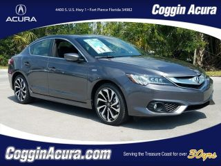Used 2018 Acura ILX Technology Plus in Fort Pierce, Florida