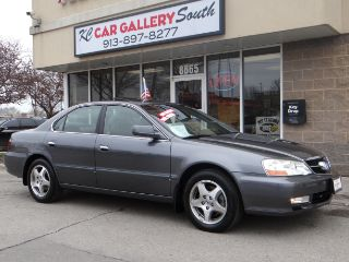 Used 2002 Acura TL in Overland Park, Kansas
