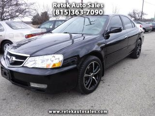 Used Acura TL Type S In McHenry Illinois - 2003 acura tl type s for sale
