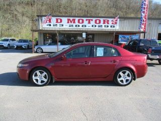 Used 2004 Acura TL in Kingsport, Tennessee