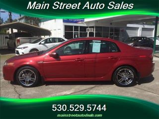 Used 2008 Acura TL in Red Bluff, California