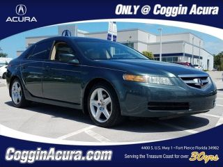 Used 2004 Acura TL in Fort Pierce, Florida