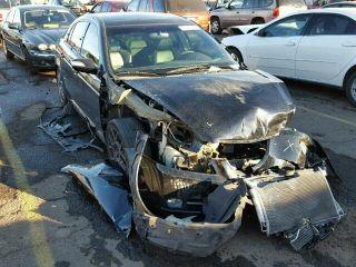 Acura TL Type S 2008