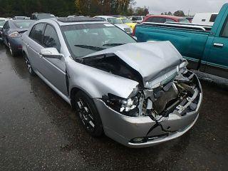 Acura TL Type S 2007