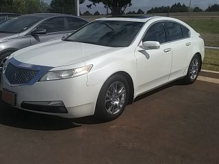 Used 2009 Acura TL Technology in Oklahoma City, Oklahoma