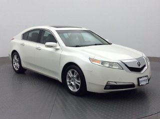 Acura TL Technology 2009