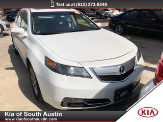 Used 2012 Acura TL in Austin, Texas