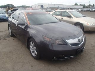 Acura TL 2012