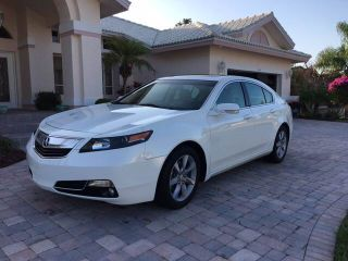 Used 2013 Acura TL in Fort Myers, Florida