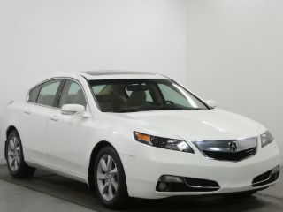 Used 2012 Acura TL Technology in Middletown, Ohio