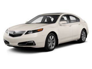 2012 Acura TL Technology