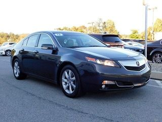 Acura TL Technology 2013