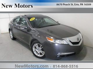 2011 Acura TL Technology