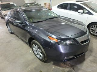 Acura TL Technology 2012