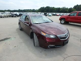 Acura TL Technology 2012