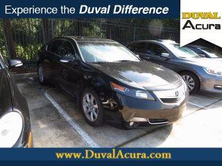 2013 Acura TL Technology