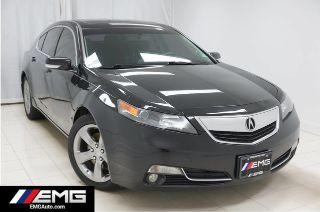 Acura TL Advance 2012