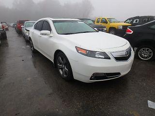 Acura TL Advance 2013