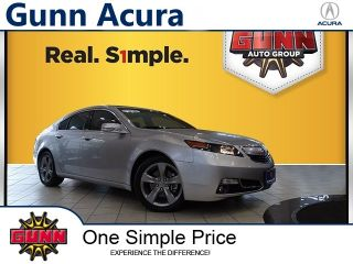 Used 2013 Acura TL Advance in San Antonio, Texas