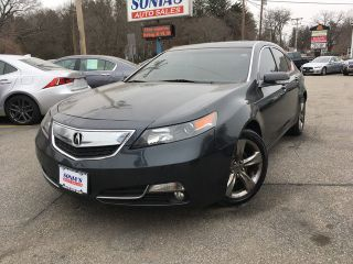 Used 2012 Acura TL in Worcester, Massachusetts