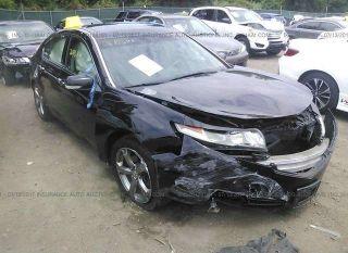 Acura TL Technology 2010