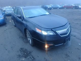 Acura TL Advance 2012
