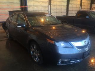 Acura TL Advance 2013