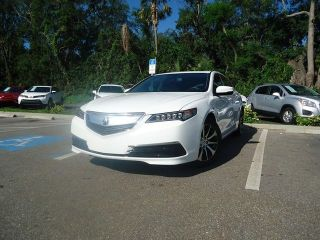 Used 2015 Acura TLX in Seffner, Florida