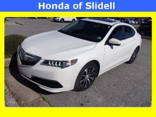 Used 2015 Acura TLX in Slidell, Louisiana