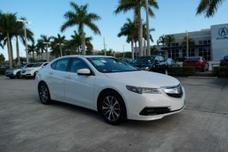 Used 2015 Acura TLX in Pembroke Pines, Florida