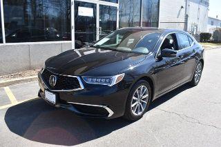Acura TLX Technology 2018