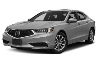 Acura TLX Technology 2018