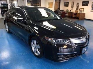 Acura TLX Technology 2016