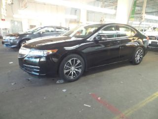 Acura TLX Technology 2015