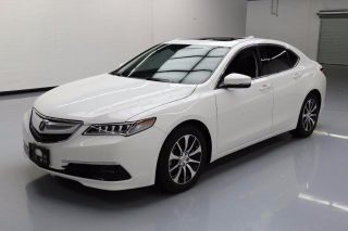 Acura TLX Technology 2015