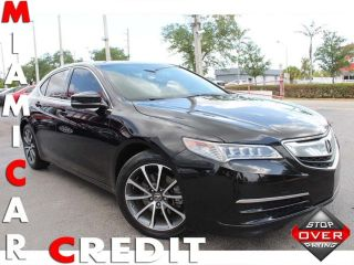 Used 2015 Acura TLX in Miami Gardens, Florida
