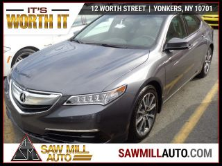 Used 2017 Acura TLX in Yonkers, New York Acura Yonkers on