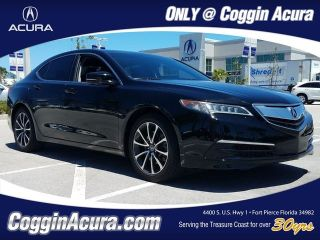 Used 2015 Acura TLX in Fort Pierce, Florida