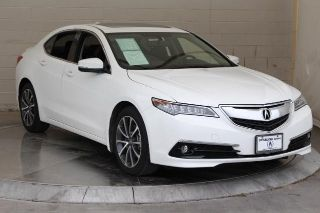 Used 2016 Acura TLX in Austin, Texas