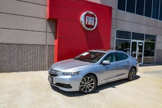 Used 2015 Acura TLX Technology in Fort Worth, Texas