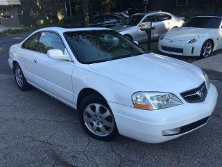 Acura CL 2002