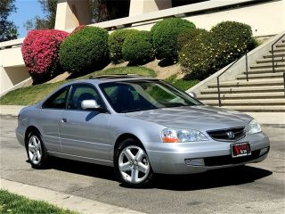 Used 2001 Acura CL Type S in Sherman Oaks, California