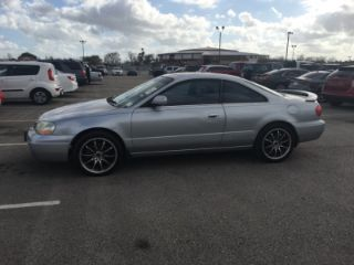 2001 Acura CL Type S