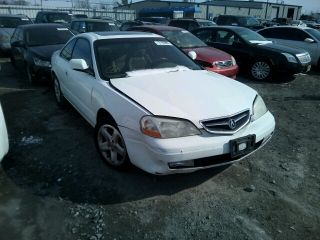 Acura CL Type S 2001