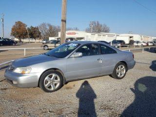 Acura CL Type S 2002